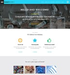 Furniture Website  Template 51858
