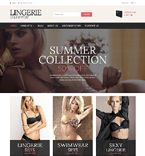 Fashion Shopify Template 51870