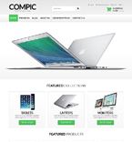 Computers Shopify Template 51872