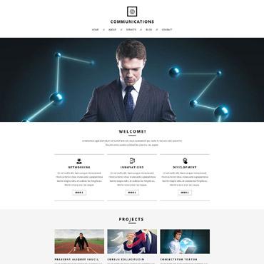 Купить  пофессиональные Bootstrap и html шаблоны. Купить шаблон #51874 и создать сайт.