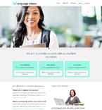 Education Website  Template 51875
