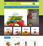 Food & Drink PrestaShop Template 51878