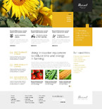 Agriculture WordPress Template 51881