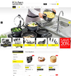 Furniture OpenCart  Template 51886