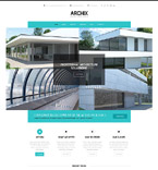 Architecture Website  Template 51894