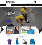 Sport WooCommerce Template 51897