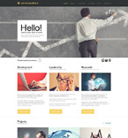 Communications Muse  Template 51899