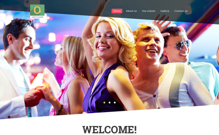 Best event planner joomla template 51847 best event planner joomla template new screenshots big maxwellsz