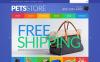 """""""Pets Store"""" - адаптивний WooCommerce шаблон New Screenshots BIG"""