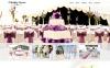 Plantilla Web Responsive para Sitio de  para Sitios de Lugares de la boda New Screenshots BIG