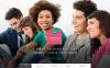Responsive Website template over Tiener club New Screenshots BIG