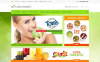 Responsywny szablon OpenCart Health  Sport Nutrition #51808 New Screenshots BIG