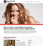 Fashion Website  Template 51903