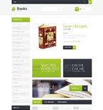 Books PrestaShop Template 51906