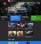 Games WordPress Template 51908