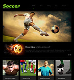 Sport WordPress Template 51914