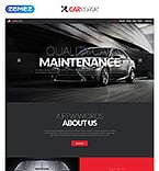 Cars Website  Template 51928