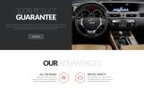 Car Repair - Cars & Motorcycles Creative Responsive HTML Template Web №51928