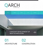 Architecture Moto CMS HTML  Template 51934