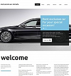 Cars Moto CMS HTML  Template 51938