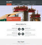 Architecture Joomla  Template 51953