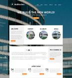 Architecture Joomla  Template 51954