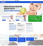 Medical Joomla  Template 51958