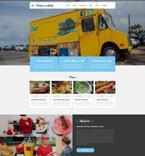 Cafe & Restaurant Joomla  Template 51960