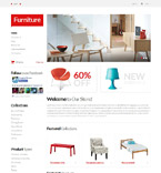 Furniture Shopify Template 51967
