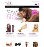 Beauty Magento Template 51969