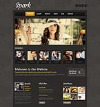 Fashion WordPress Template 51971