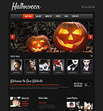 Halloween WordPress Template 51972