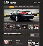 Cars WordPress Template 51975