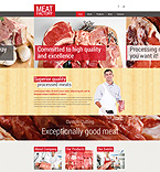 Food & Drink Joomla  Template 51977