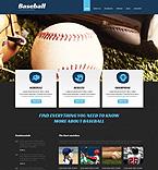 Sport Joomla  Template 51979
