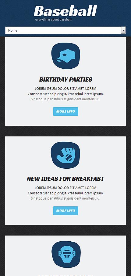 Joomla Theme/Template 51979 Main Page Screenshot