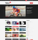 Media WordPress Template 51988
