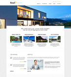 Real Estate WordPress Template 51989