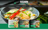 """Asian Grocery Store"" Responsive VirtueMart Template New Screenshots BIG"