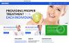 """Dental Health and Care"" Responsive Joomla Template New Screenshots BIG"