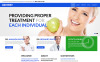 "Joomla Vorlage namens ""Dental Health and Care"" New Screenshots BIG"
