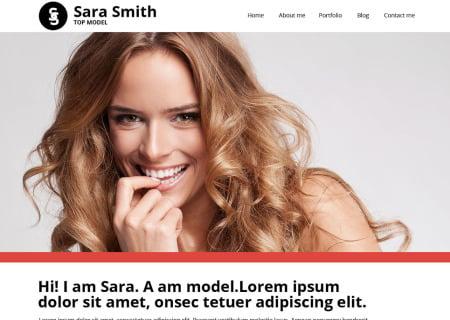 Model Agency Responsive