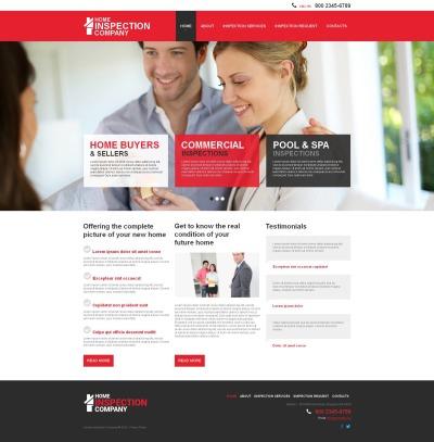 Plantilla Moto CMS HTML #51946 para Sitio de  para Sitio de Hipoteca