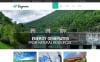 Plantilla Web para Sitio de Ambiente New Screenshots BIG