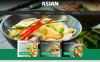 Reszponzív Asian Grocery Store VirtueMart sablon New Screenshots BIG