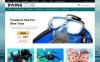 Reszponzív Búvárkodás témakörű  OpenCart sablon New Screenshots BIG