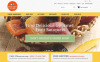 "Template OpenCart Responsive #51994 ""Fruit Gifts"" New Screenshots BIG"