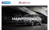 """Template Siti Web Responsive #51928 """"Car Repair - Cars & Motorcycles Creative Responsive HTML"""""""