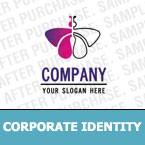 Corporate Identity Template 5206