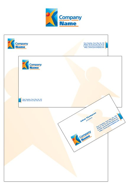 Corporate Identity 5260 Screenshot